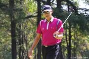 2010年 ANAオープンゴルフトーナメント2日目 キム・ドフン