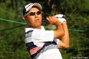 2010年 ANAオープンゴルフトーナメント2日目 谷口徹