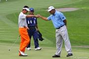 2010年 ANAオープンゴルフトーナメント2日目 池田勇太&中嶋常幸