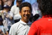2010年 ANAオープンゴルフトーナメント3日目 河野晃一郎