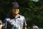 2010年 ANAオープンゴルフトーナメント3日目 片山晋呉
