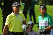 2010年 ANAオープンゴルフトーナメント3日目 キム・ドフン