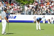 2010年 ANAオープンゴルフトーナメント最終日 ジェイ・チョイ