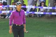 2010年 ANAオープンゴルフトーナメント最終日 キム・ドフン