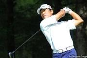 2010年 ANAオープンゴルフトーナメント最終日 岡茂洋雄