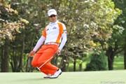 2010年 ANAオープンゴルフトーナメント最終日 金庚泰