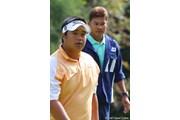 2010年 ANAオープンゴルフトーナメント最終日 キラデク・アフィバーンラト