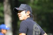 2010年 ANAオープンゴルフトーナメント最終日 矢野東