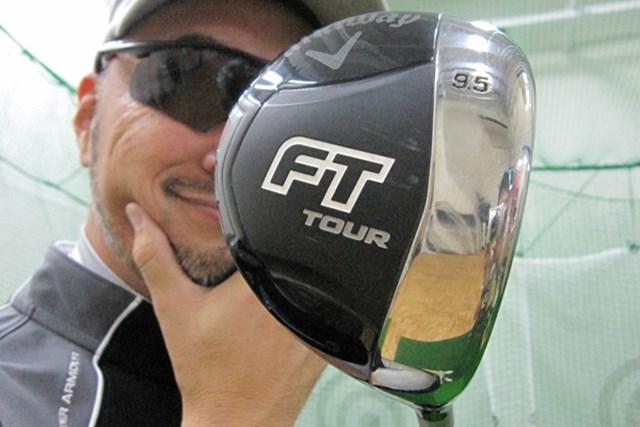 マーク金井が「キャロウェイ FT TOUR ドライバー」を徹底検証