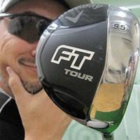 マーク金井が「キャロウェイ FT TOUR ドライバー」を徹底検証 マーク試打IP キャロウェイ FT TOUR ドライバー NO.1