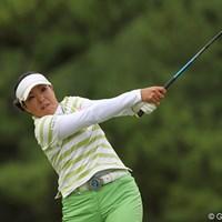 4位タイフィニッシュ、明日も期待してます。 2010年 ミヤギテレビ杯ダンロップ女子オープンゴルフトーナメント初日 恒川智会