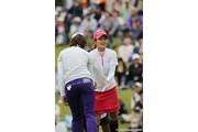 2010年 ミヤギテレビ杯ダンロップ女子オープンゴルフトーナメント初日 諸見里しのぶ
