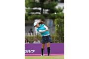 2010年 ミヤギテレビ杯ダンロップ女子オープンゴルフトーナメント初日 池内絵梨藻