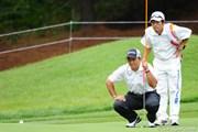 2010年 アジアパシフィックオープンゴルフチャンピオンシップパナソニックオープン2日目 細川和彦