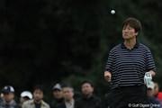 2010年 ミヤギテレビ杯ダンロップ女子オープンゴルフトーナメント2日目 井上葉香