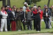 2010年 ミヤギテレビ杯ダンロップ女子オープンゴルフトーナメント2日目 ヤニ・ツェン