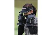 2010年 ミヤギテレビ杯ダンロップ女子オープンゴルフトーナメント2日目 北田瑠衣