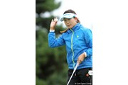 2010年 ミヤギテレビ杯ダンロップ女子オープンゴルフトーナメント2日目 葉莉英