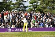 2010年 ミヤギテレビ杯ダンロップ女子オープンゴルフトーナメント最終日 横峯さくら