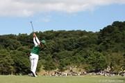 2010年 ミヤギテレビ杯ダンロップ女子オープンゴルフトーナメント最終日 諸見里しのぶ