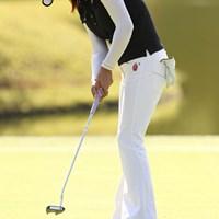 中国のイエ・リーイン、韓国、台湾勢に負けじと6位タイでフィニッシュです 2010年 ミヤギテレビ杯ダンロップ女子オープンゴルフトーナメント最終日 イエ・リーイン
