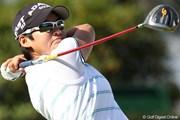 2010年 ミヤギテレビ杯ダンロップ女子オープンゴルフトーナメント最終日 ヤニ・ツェン