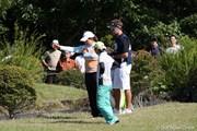 2010年 ミヤギテレビ杯ダンロップ女子オープンゴルフトーナメント最終日 朴インビ