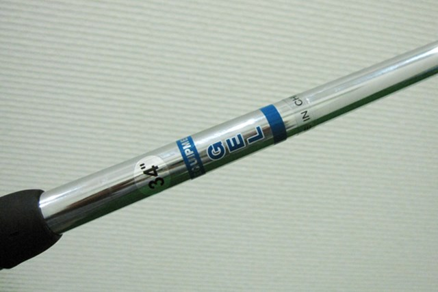 海外でツアー6勝!GEL(ジェル)パターを日本で展開 NO.2 パター専用のオリジナルシャフト「PENDULUM++シャフト」