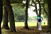 2010年 日本女子オープンゴルフ選手権競技2日目 チ・ウンヒ