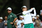 2010年 日本女子オープンゴルフ選手権競技3日目 横峯さくら