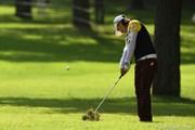 2010年 日本女子オープンゴルフ選手権競技3日目 チェ・ナヨン