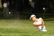 2010年 日本女子オープンゴルフ選手権競技3日目 パク・ヒヨン