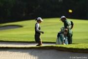 2010年 日本女子オープンゴルフ選手権競技3日目 有村智恵