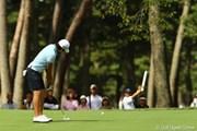 2010年 日本女子オープンゴルフ選手権競技3日目 ヤニ・ツェン