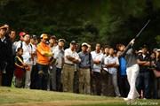 2010年 日本女子オープンゴルフ選手権競技3日目 ニッキー・キャンベル