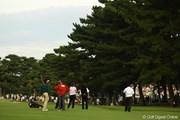 2010年 日本女子オープンゴルフ選手権競技最終日 佐伯三貴