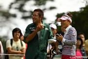 2010年 日本女子オープンゴルフ選手権競技最終日 有村智恵
