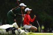 2010年 日本女子オープンゴルフ選手権競技最終日 上原彩子