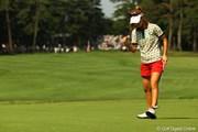2010年 日本女子オープンゴルフ選手権競技最終日 上田桃子