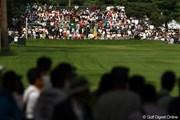 2010年 日本女子オープンゴルフ選手権競技最終日 1番ホール
