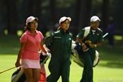 2010年 日本女子オープンゴルフ選手権競技最終日 青木瀬令奈