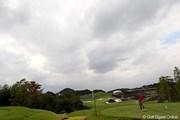 2010年 SANKYOレディースオープン初日 8番パー3