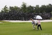 2010年 SANKYOレディースオープン2日目 有村智恵