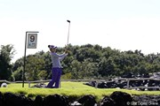 2010年 SANKYOレディースオープン最終日 有村智恵
