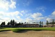 2010年 キヤノンオープン最終日 天候回復!