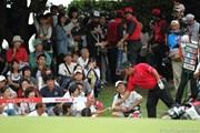 2010年 キヤノンオープン最終日 小田龍一