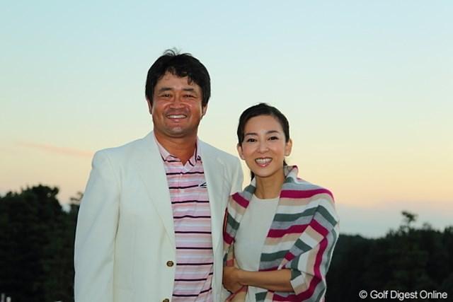横田真一と夕子夫人の強い絆も、13年ぶりの勝利へと導いたのだろう