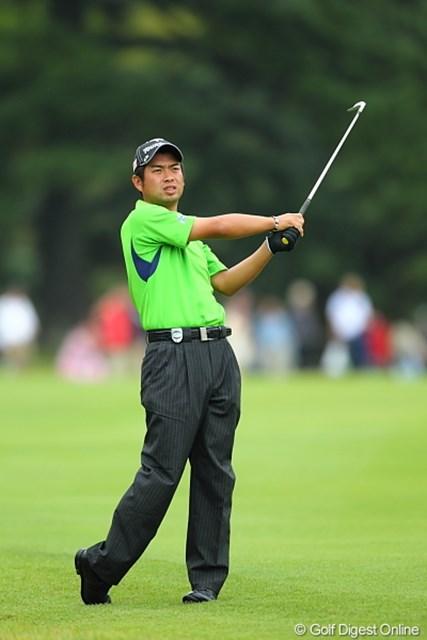 29位タイで終えた池田勇太。賞金ランクトップの石川遼とは約3000万円差をつけられた