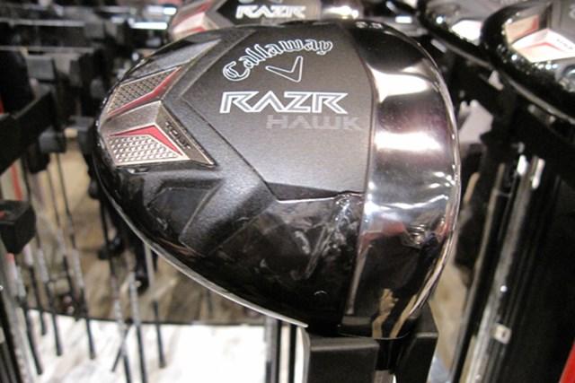 キャロウェイ、新ブランド「レイザー」を発表 NO.2 「フォージドコンポジット」素材を採用した「レイザー ホーク ドライバー」