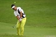 2010年 日本オープンゴルフ選手権競技 初日 甲斐慎太郎